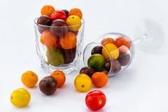 Tiny Heirloom Tomatoes