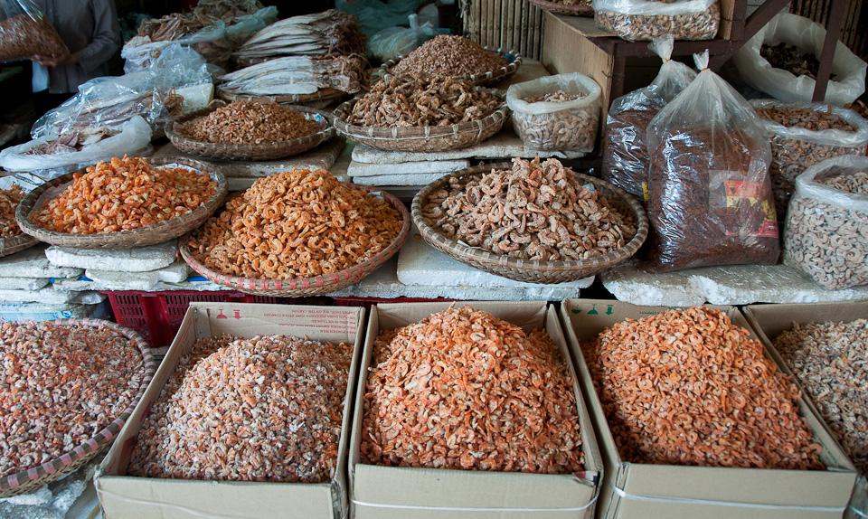 Dreid Shrimp - Hanoi, Vietnam