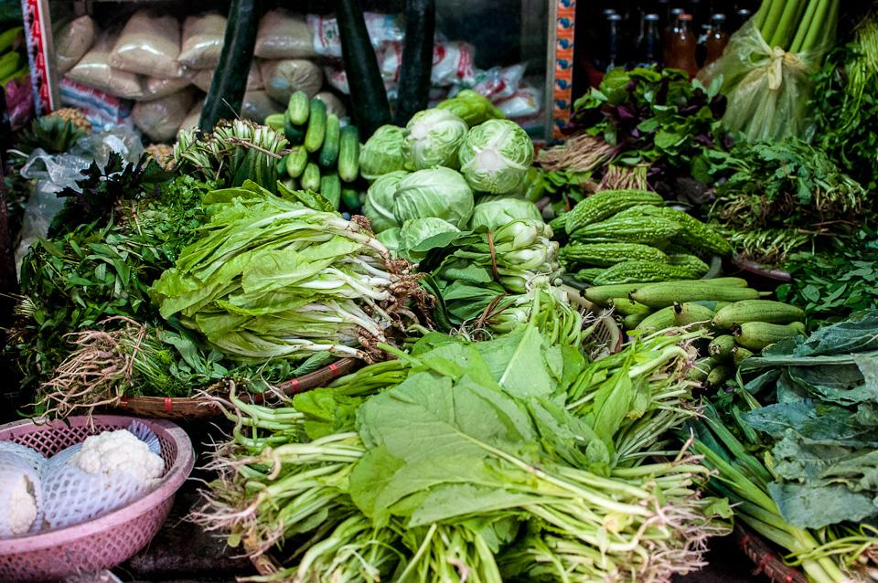 Green Grocer - Hanoi, Vietnam