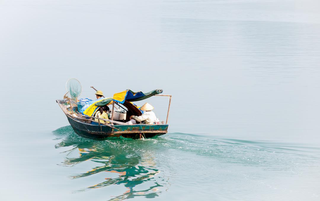 A Fisherman's Life – Halong Bay, Vietnam
