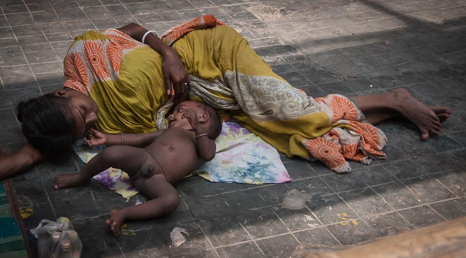 Growing up homeless in Kolkata, India