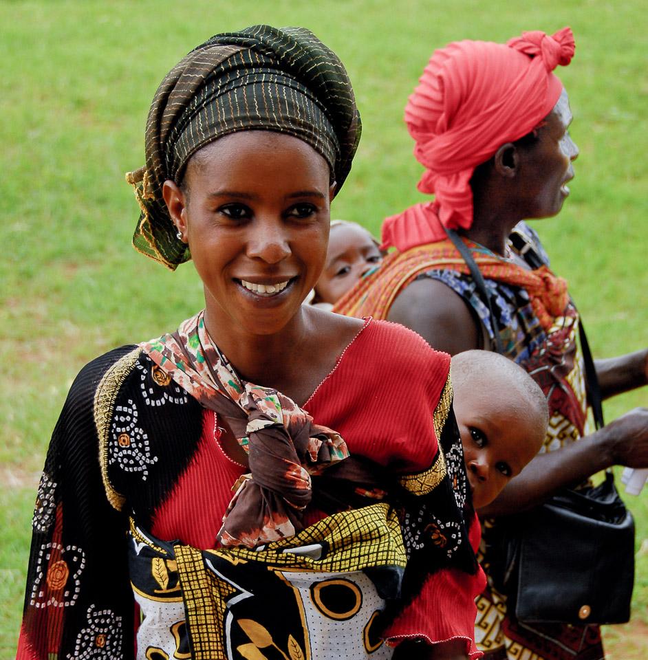 Growing up in Ilula, Tanzania
