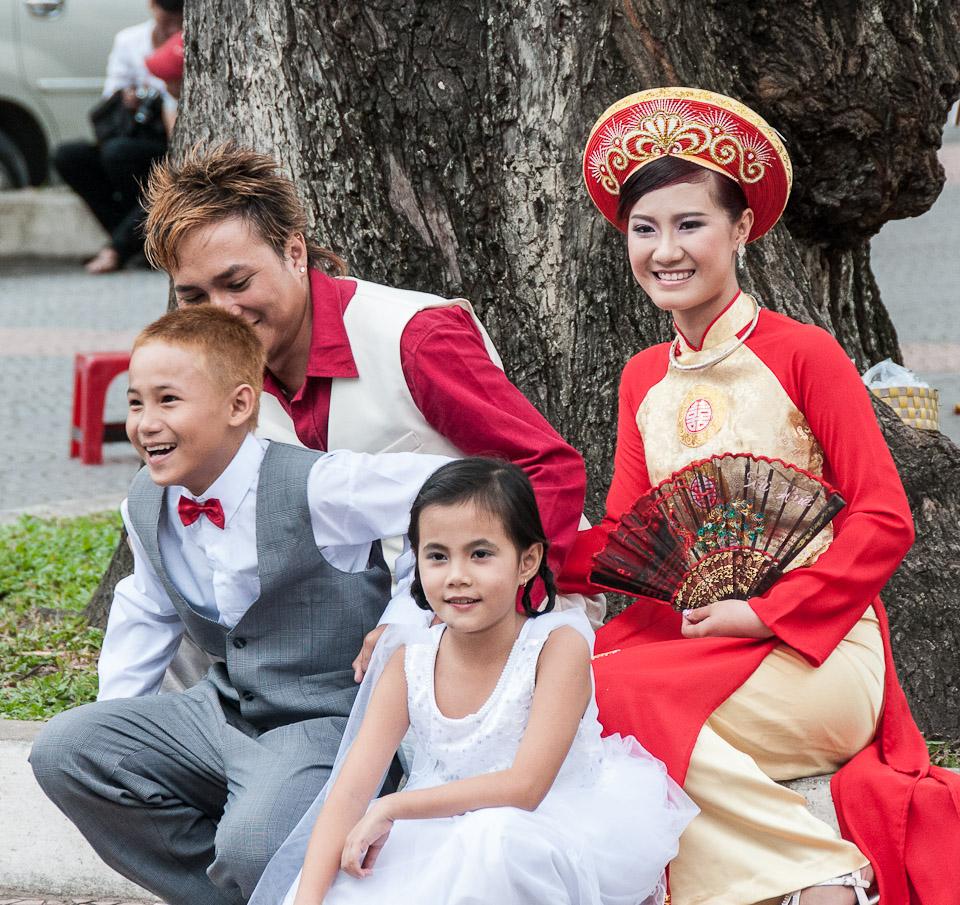 Growing up in Saigon, Vietnam