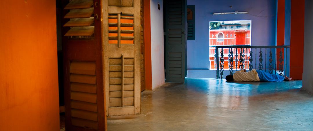 Solitray in Calcutta