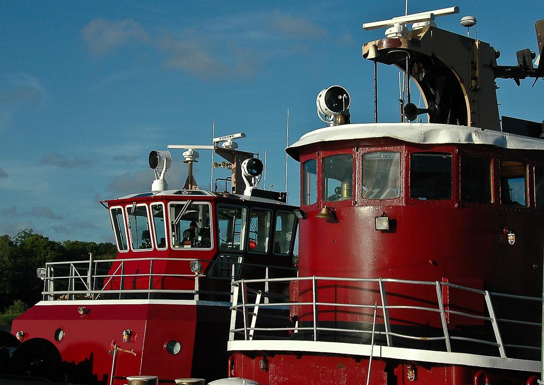 Red Tugs, Savannah, GA