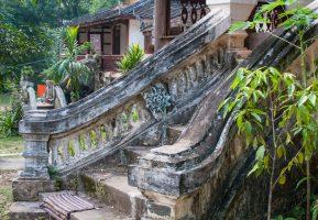 The Orange Robes of Laos