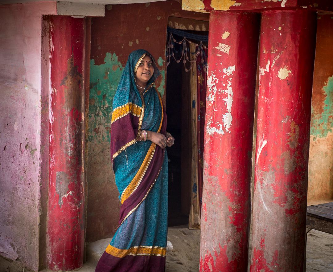 Framed - Rural India