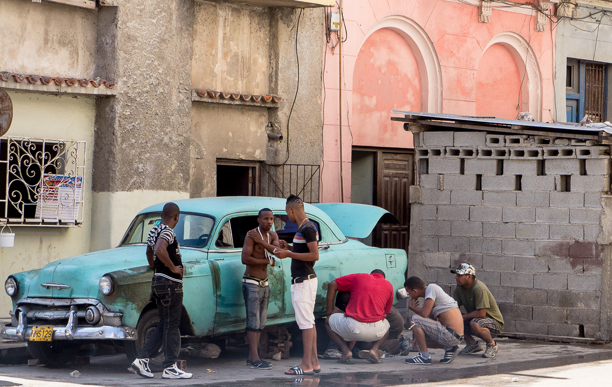 Havana Car Repair