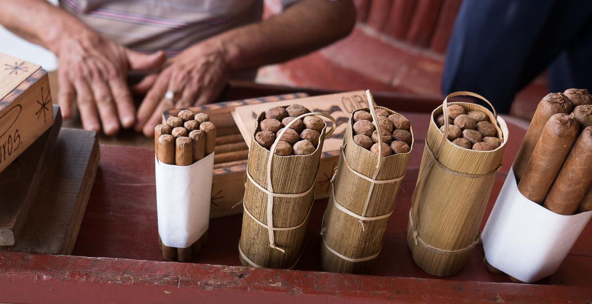 Cuban Tobacco and Cigars