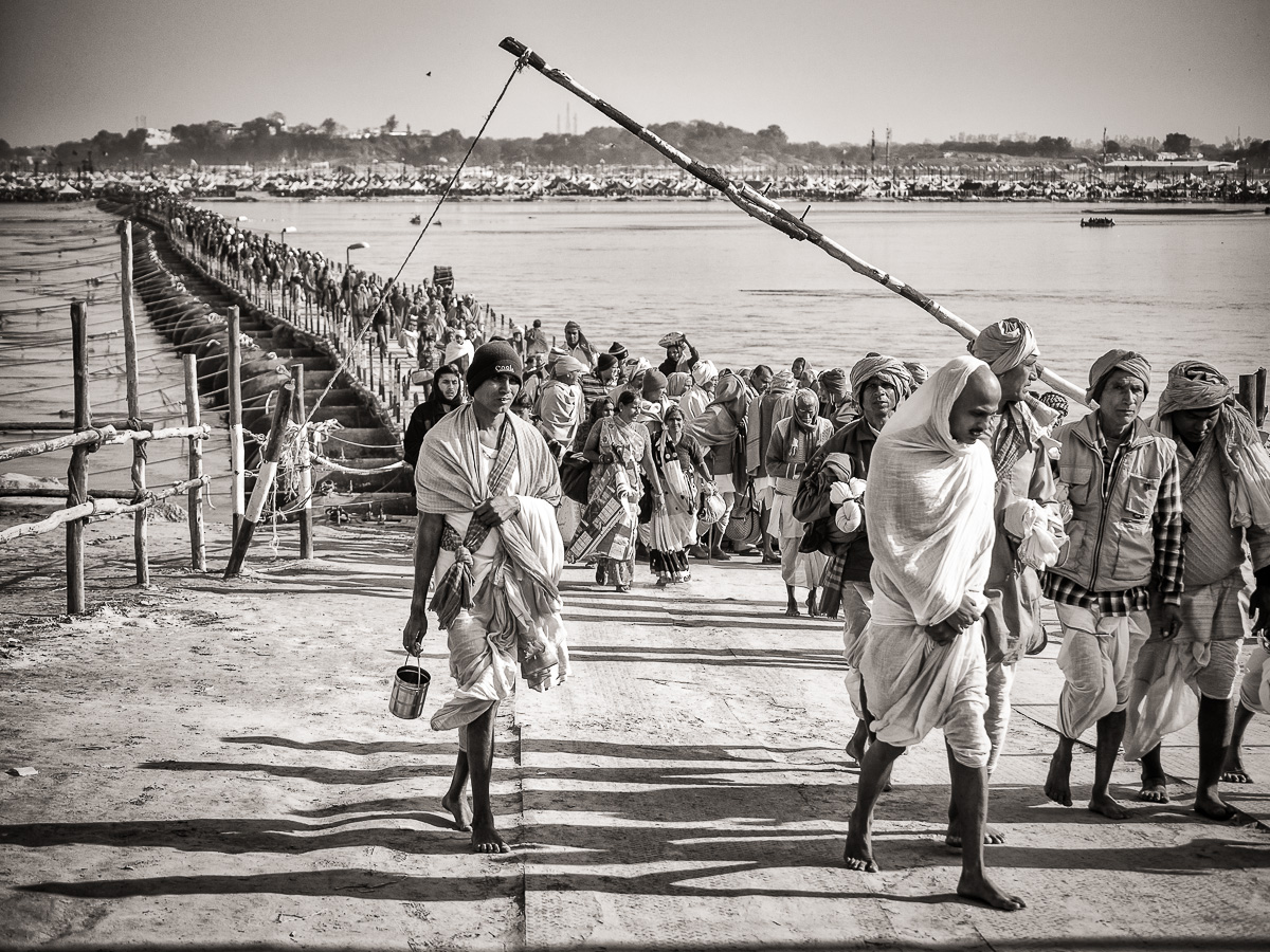 Going With the Flow, Kumbh Mela – India