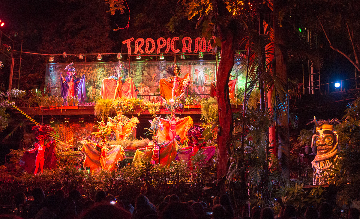 The Tropicana, Havana