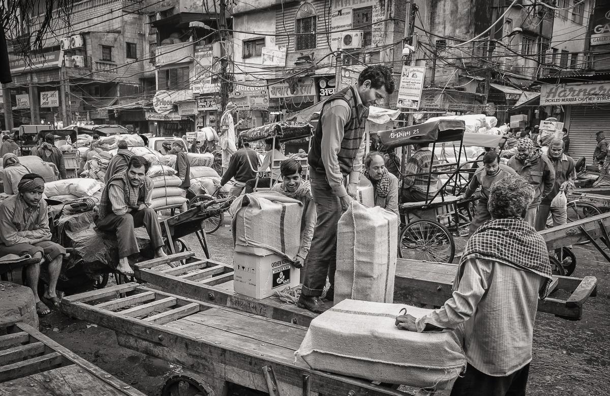 Spice Market – Old Delhi