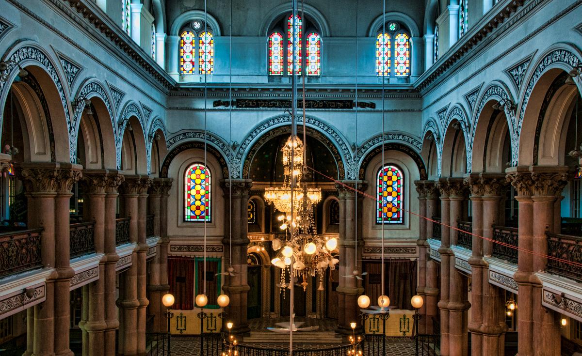 Magen David Synagogue, Kolkata, India