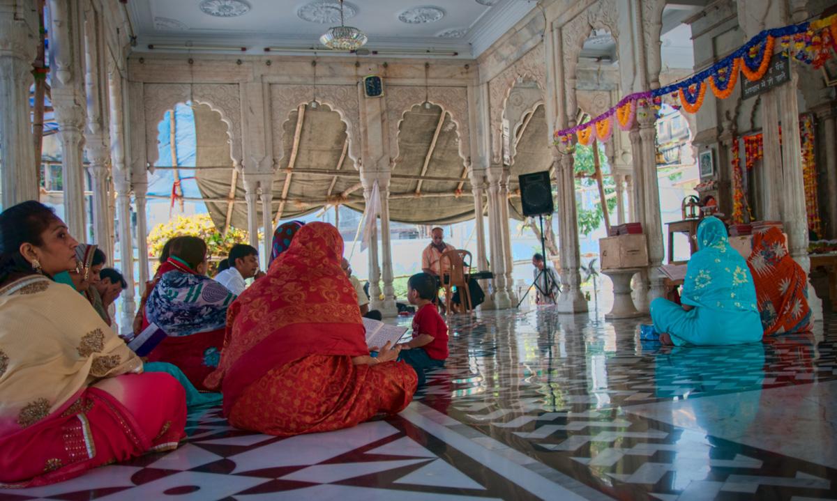 Shree Jain Swetamber Dadajika Temple, Kolkata, India
