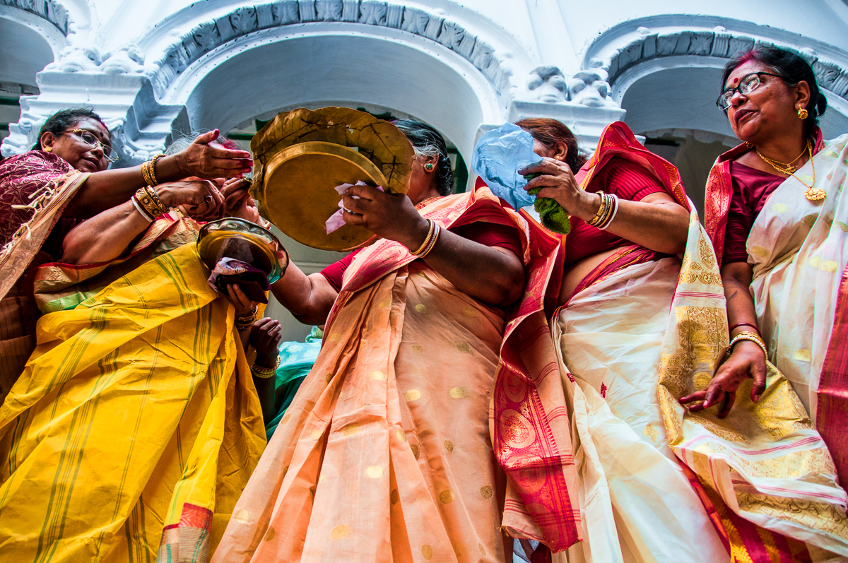 The Colors of India