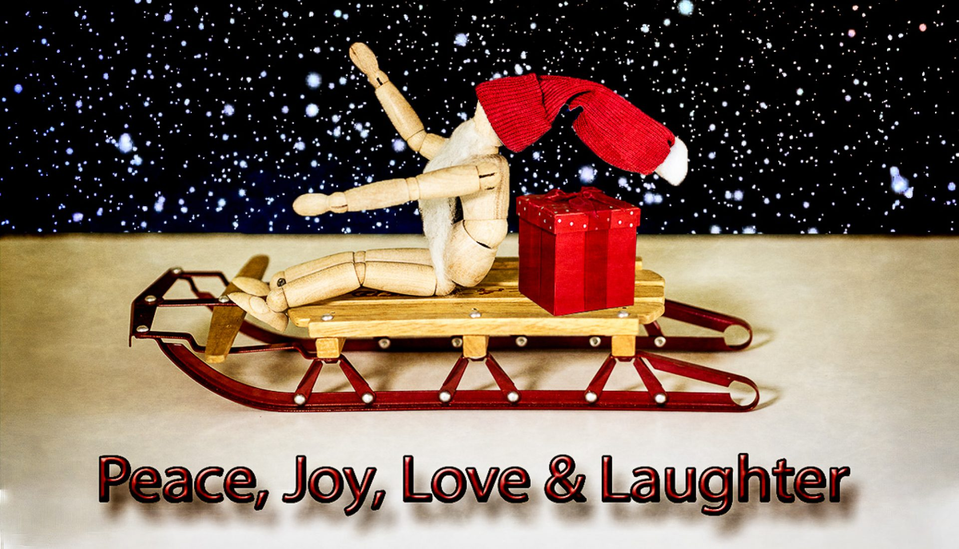 Peace, Joy, Love & Laughter