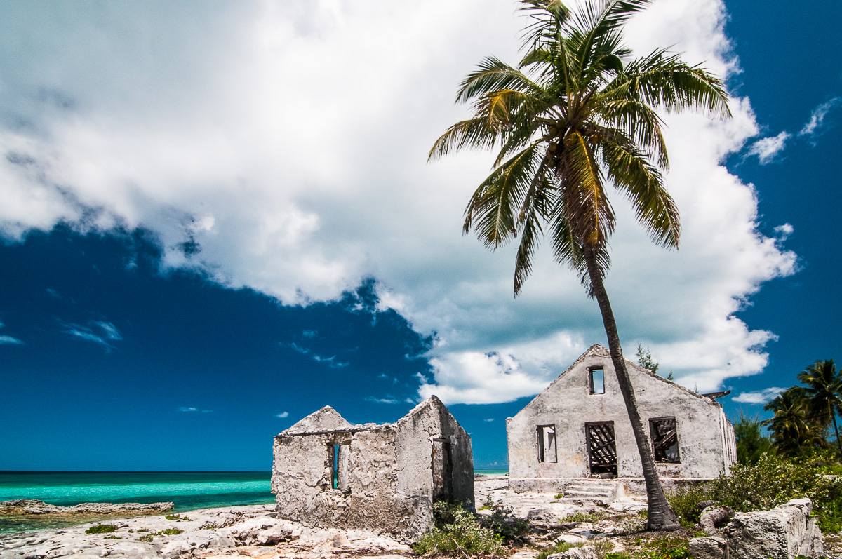 Abandoned in Paradise