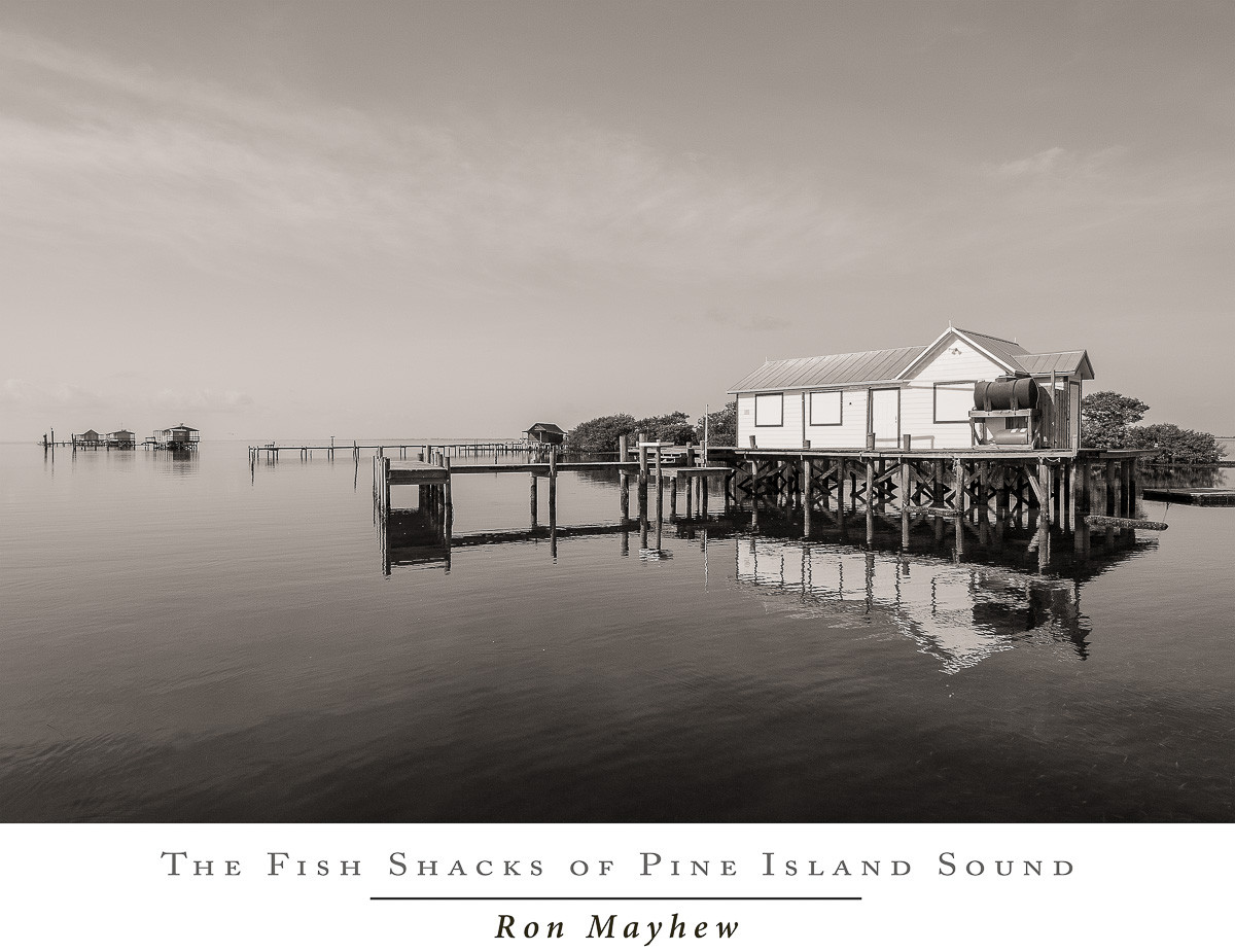 New Folio: The Fish Shacks of Pine Island Sound