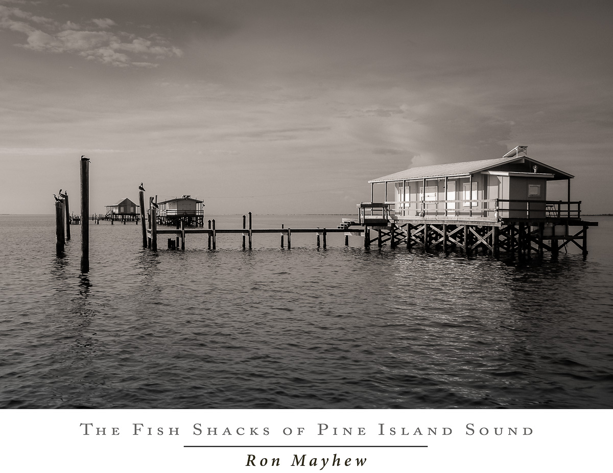 Fish Shacks of Pine Island Sound