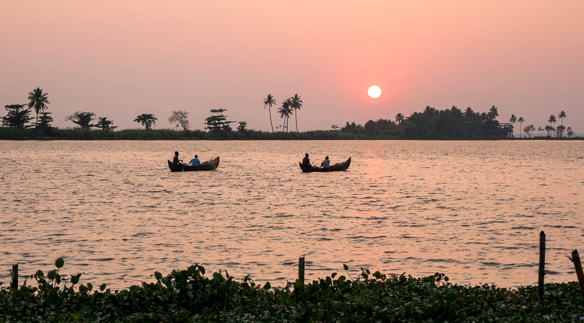 Postcard from the Backwaters – Kerala, India