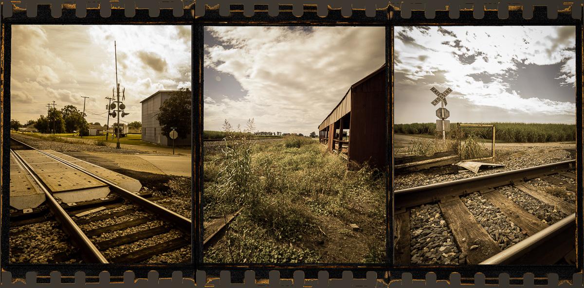 Deep South Rails – a Triptych
