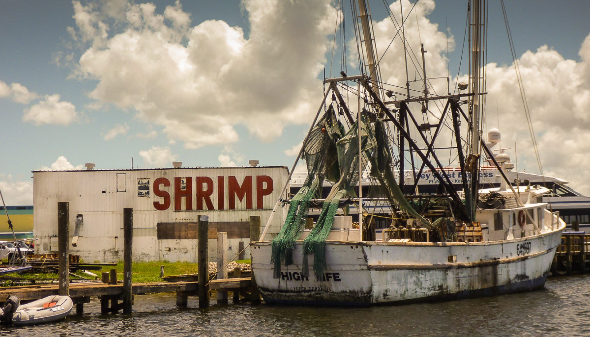 Shrimpers – a Dying Way of Life Photo Essay