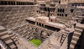 Discovering the Escher-esque Chand Baori, Abhaneri , India