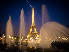 All that Glitters, a Paris Icon