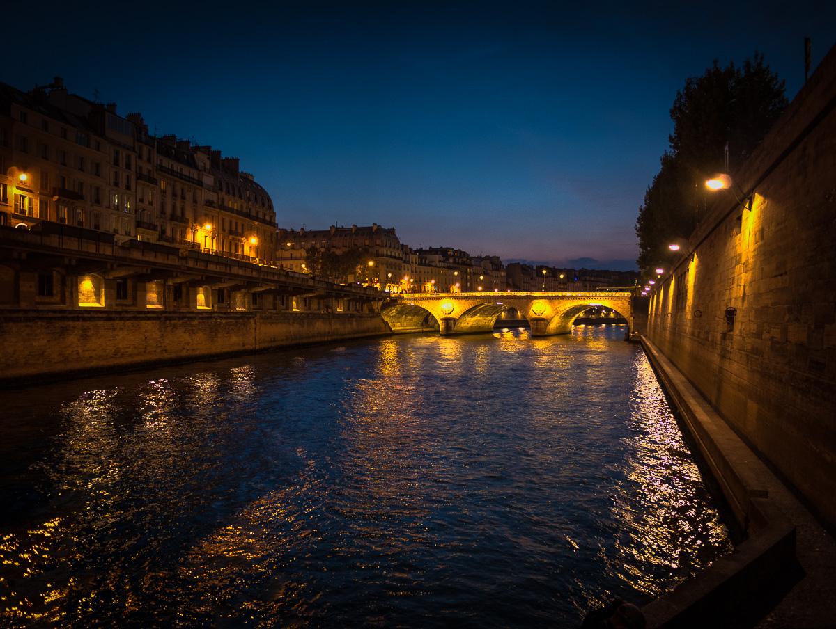 The Siene, Paris