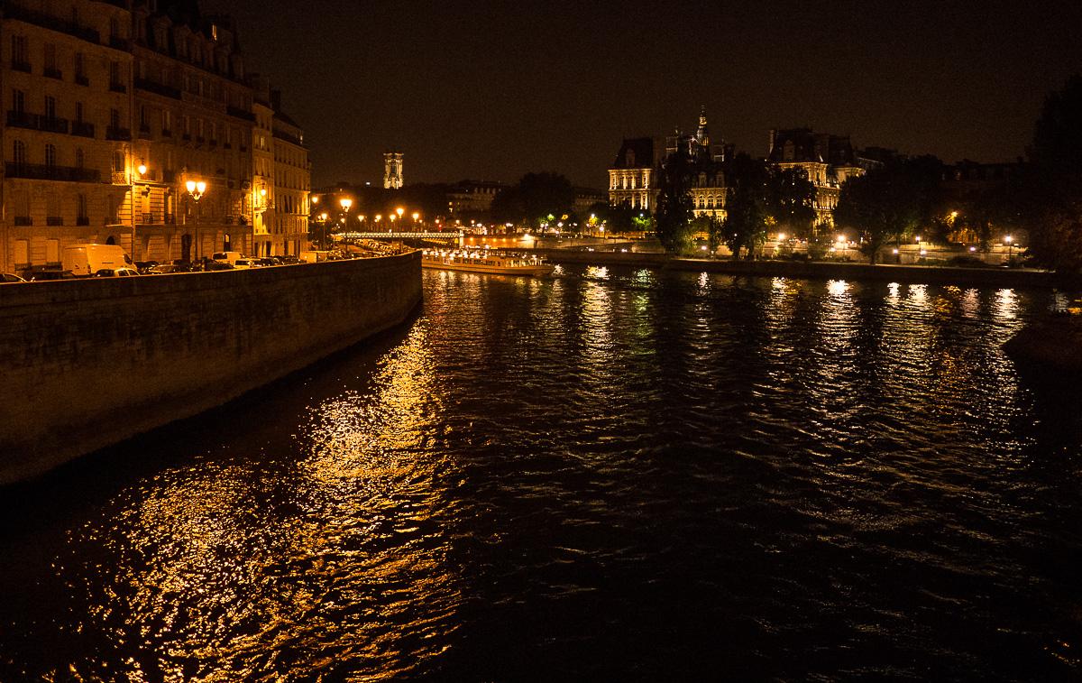 The Seine, Paris