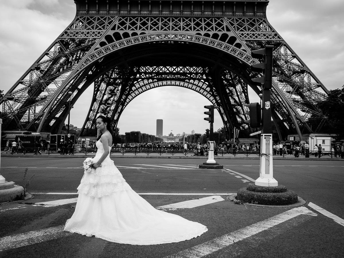 Paris - City of Love Photo