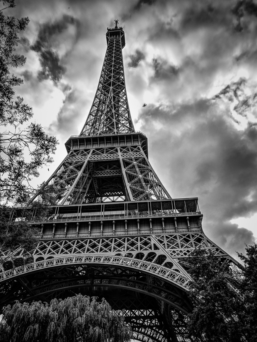 Paris in Black and White
