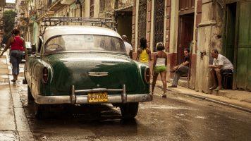 "Havana's Ubiquitous ""Yank Tanks"""