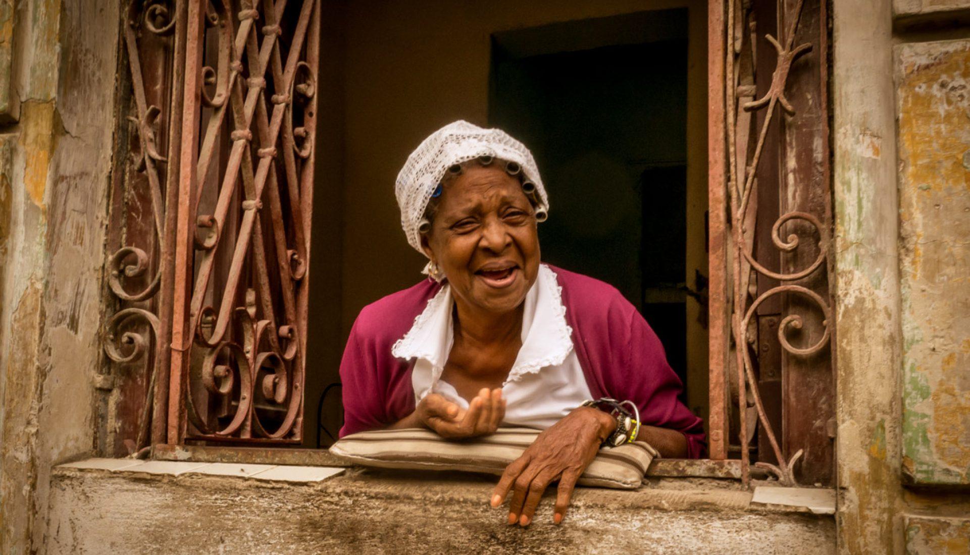 Gift of Gab – Havana, Cuba