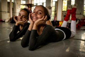 Young Ballerinas – Havana