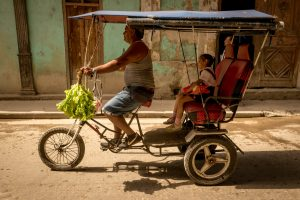 A Ride Home From School – Havana