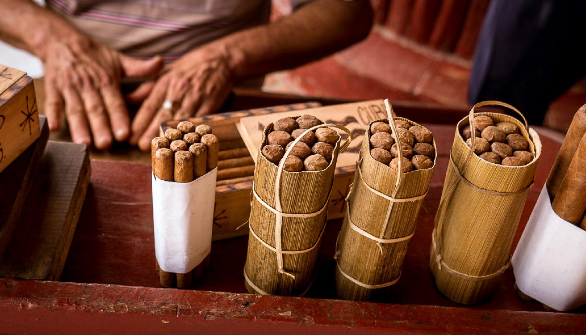 The Art of the Cuban Cigar