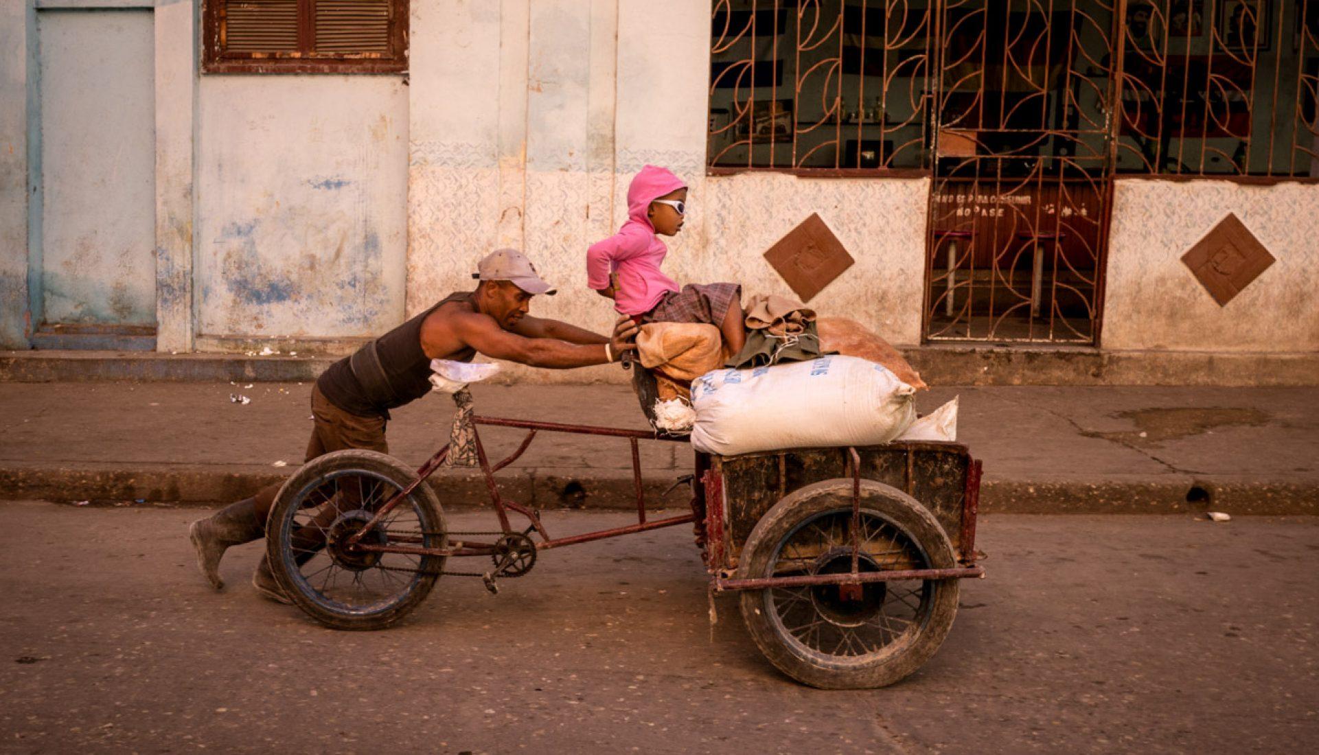 Papá más rápido – Havana