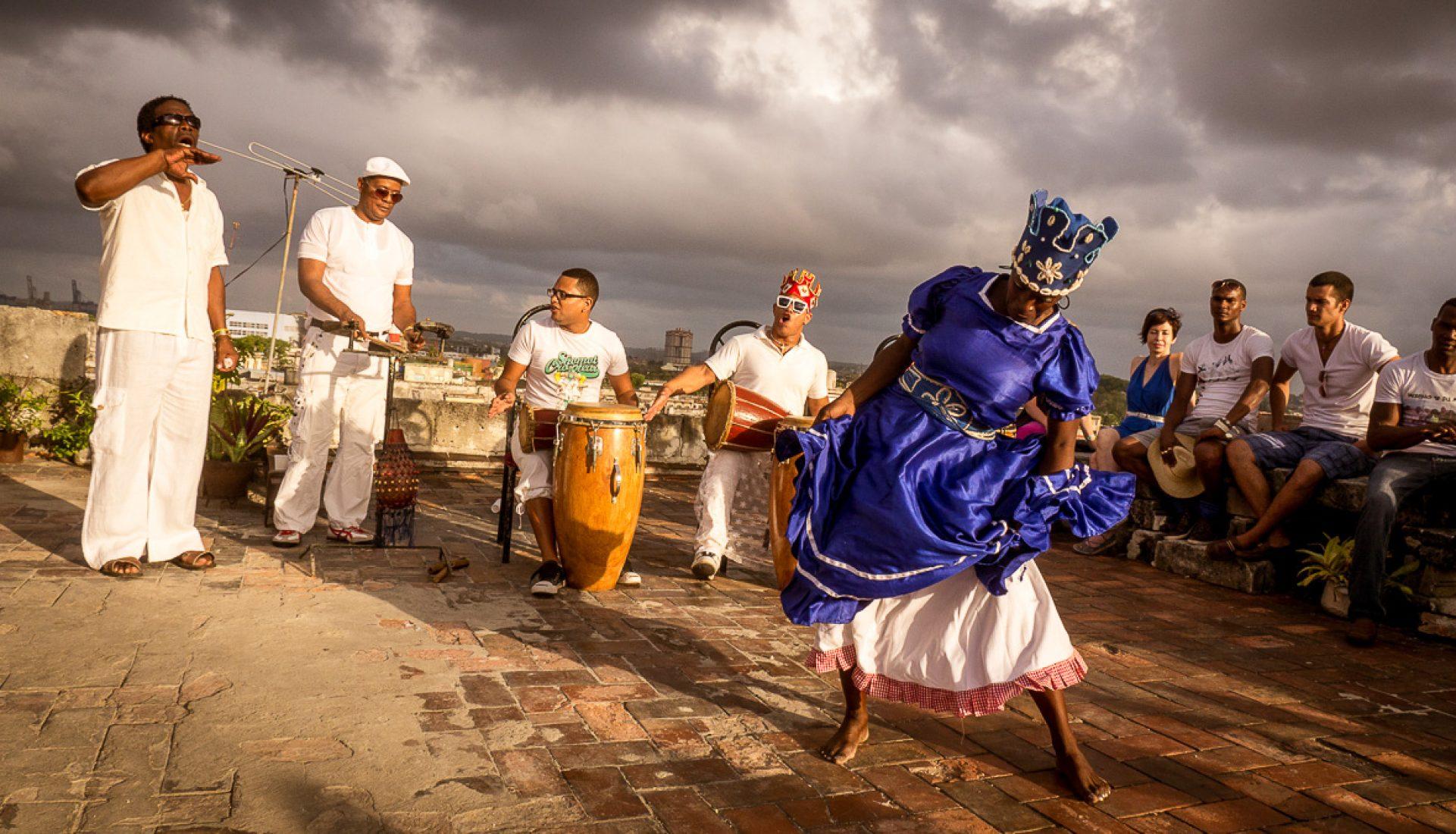 Dancing on the Rooftops – Havana