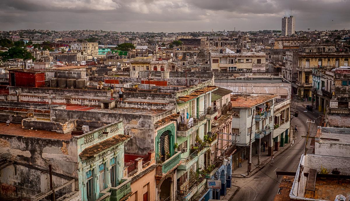 Havana from the Rooftops