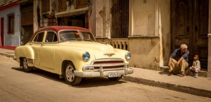 Cuba on the Brink and Why I'm Going Back