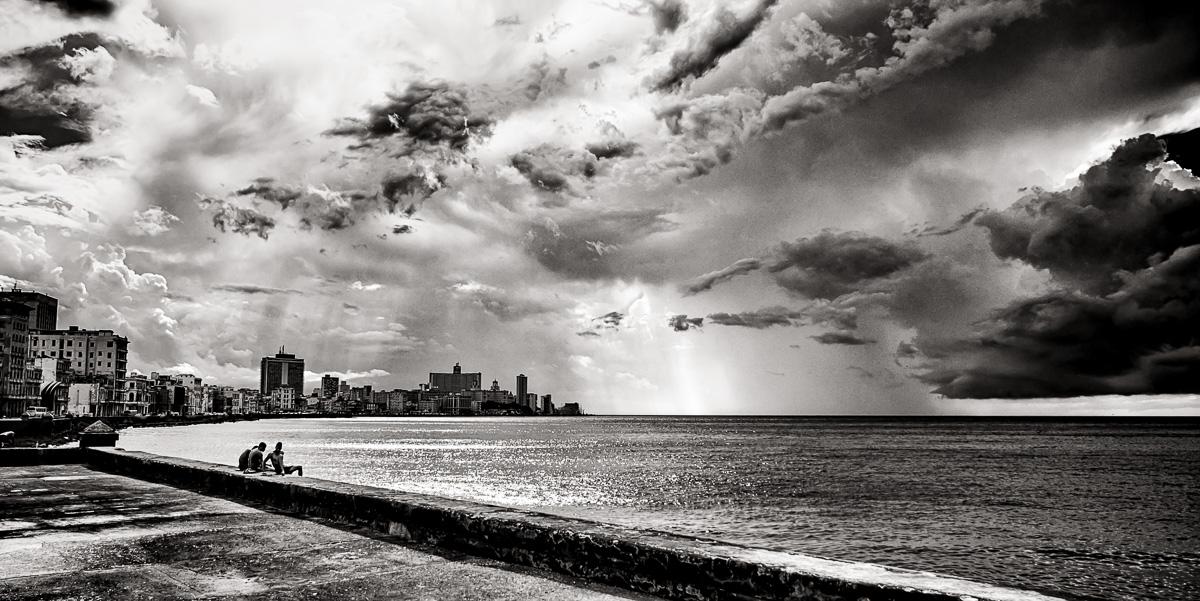 Waiting for Rain – Havana, Cuba