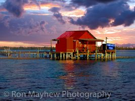 Where in the World ~ The Little Red Shack