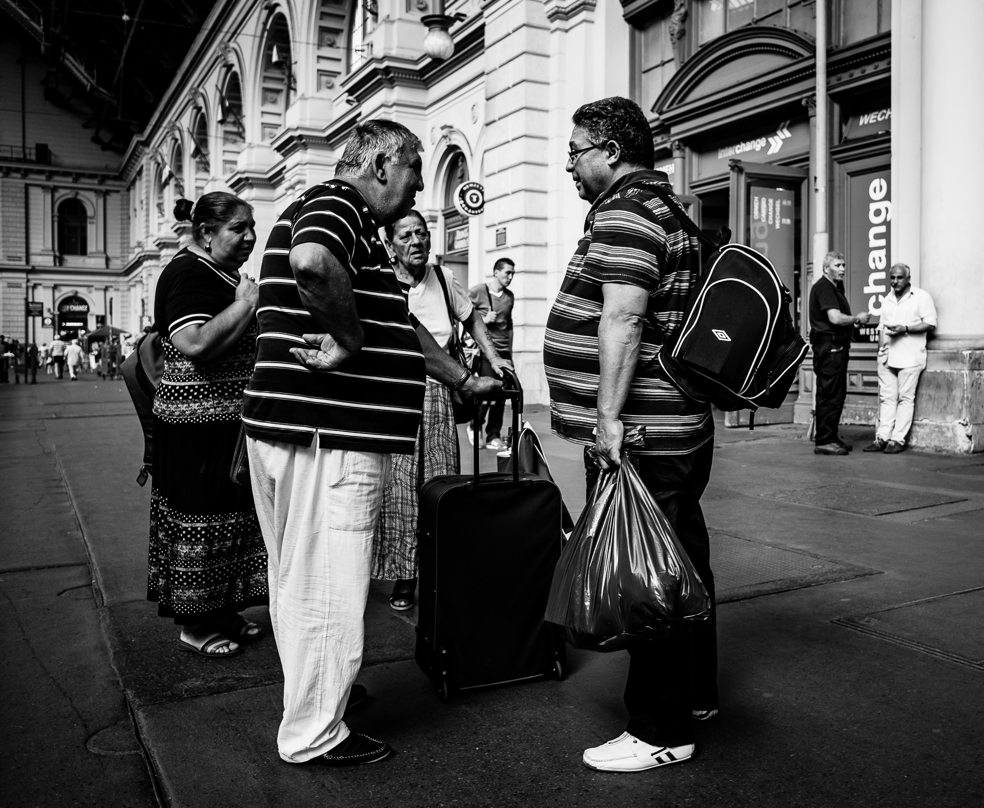 Life in Budapest, Hungary