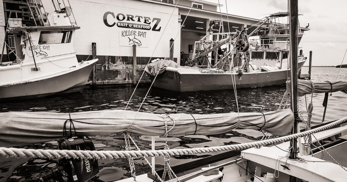 Cortez – a Bit of Old Florida