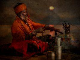 Dawn at Varanasi
