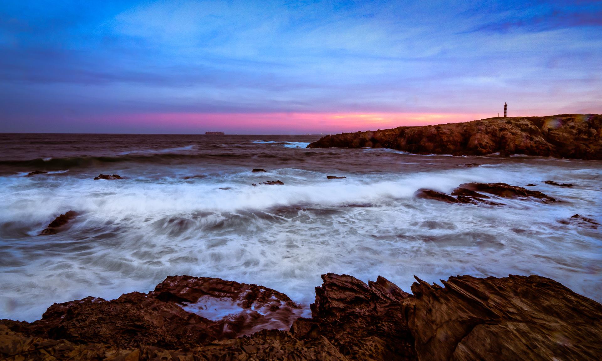 Sunrise, Porto Cove, Portugal