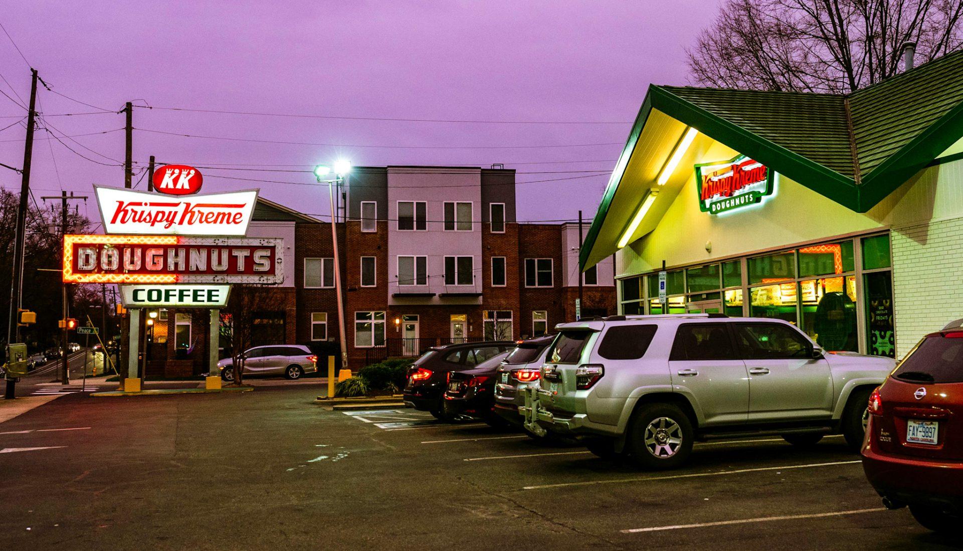 Krispy Kreme – the Original