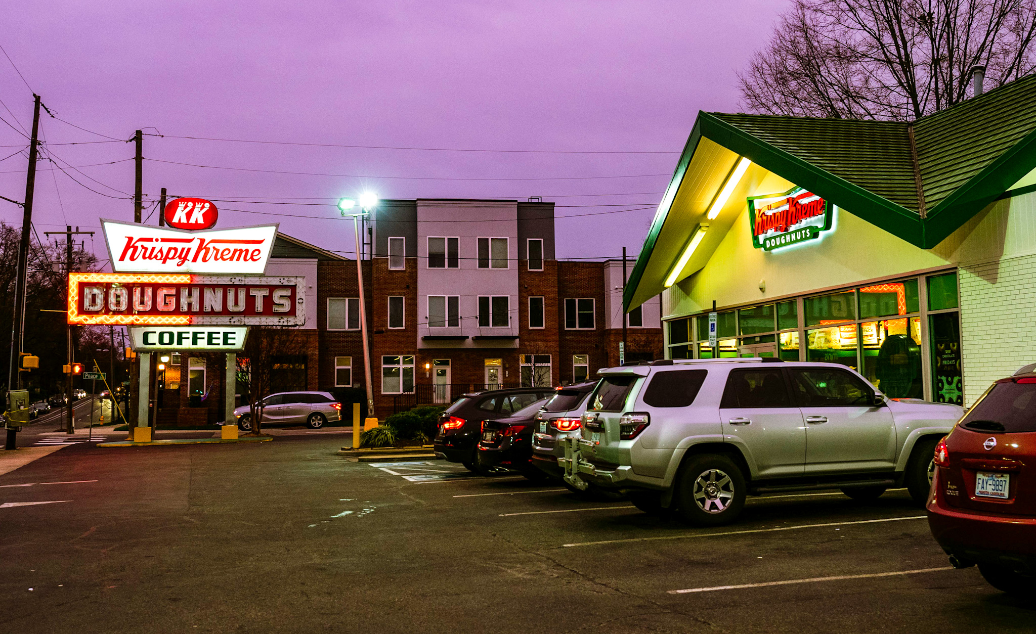 Krispy Kreme – the Original