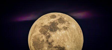 Full Moon aka Flower Moon | May 2020